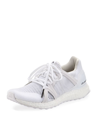 Ultraboost Knit Trainer Sneaker, White