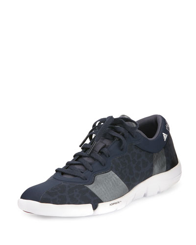 Arauana Dance Trainer Sneaker, Night Navy/Cherry