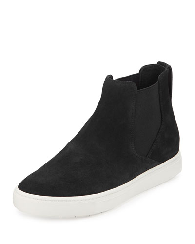 Newlyn Suede Sneakers Hybrid, Newstone