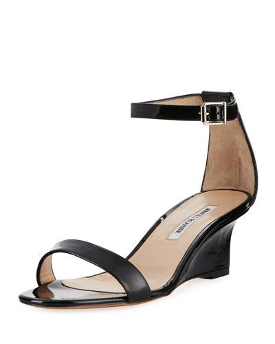 Valere Demi-Wedge Sandal