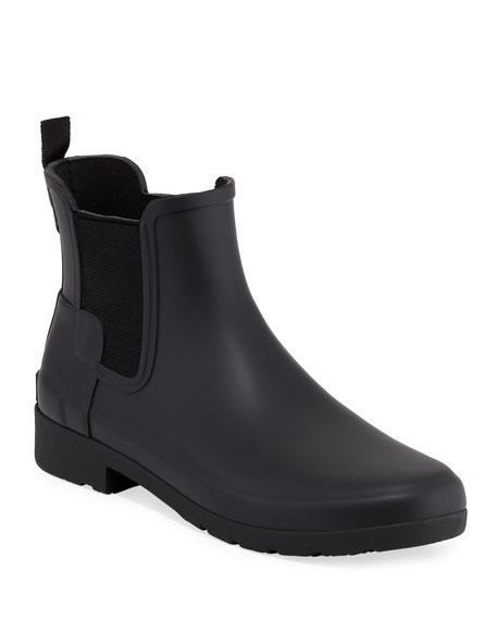 Hunter Boot Original Refined Chelsea Rain Boots