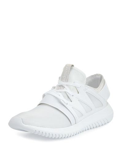 Tubular Viral Neoprene Sneaker, Core White