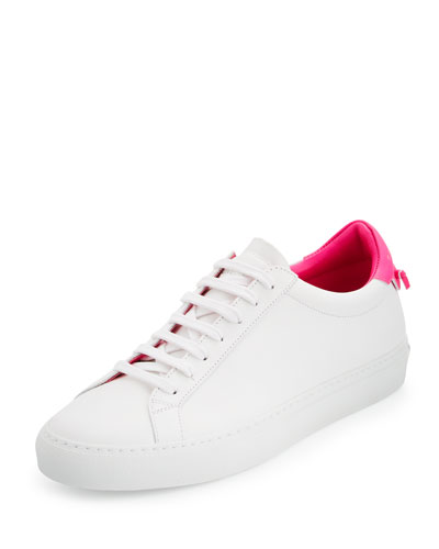 Devon Leather Low-Top Sneaker