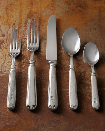 Zaffiro Flatware | Decorator Showcase : Home