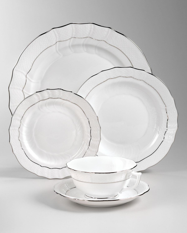 Platinum Edge Pasta/Soup Bowl