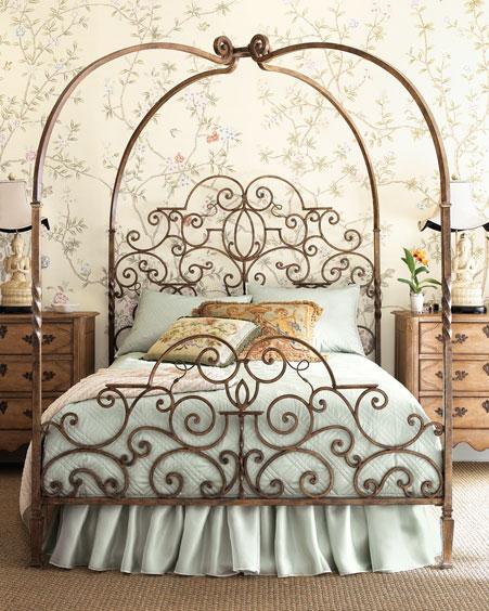 غرف نوم فخمة
