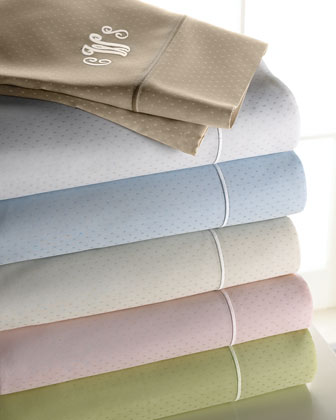 Marcus Collection Dot Sheet Sets by Sferra