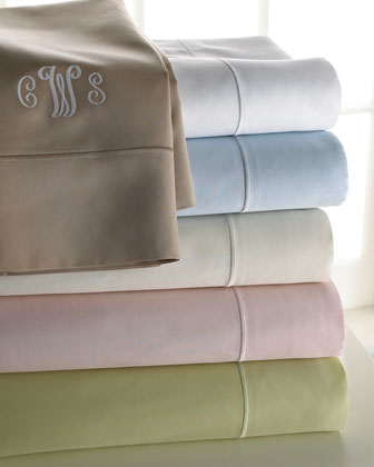 Marcus Collection Solid Sheet Sets by Sferra