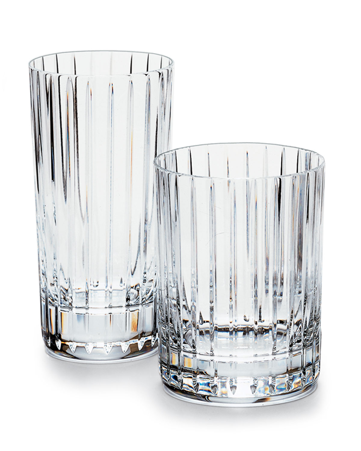 Baccarat harmonie double old fashioned 77