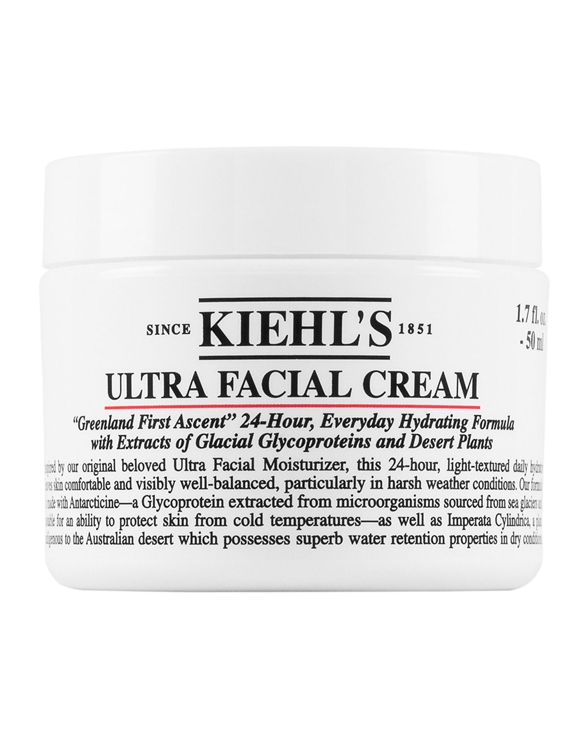 Ultra Facial Cream, 1.7 oz.