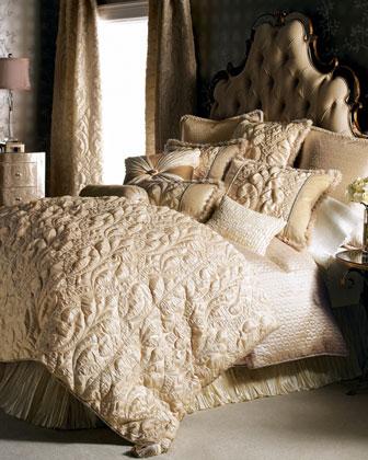 Velvet Bed Linens   Neiman Marcus   Velvet Comforters ...