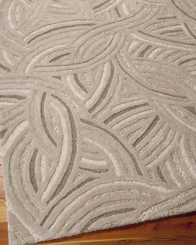 """Swirling Sands"" Rug"
