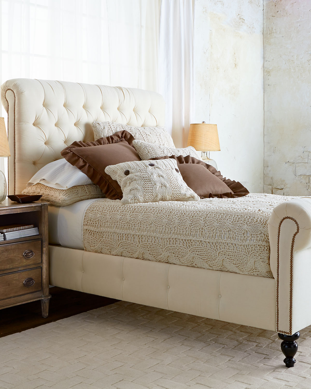 Dunlap King Bed