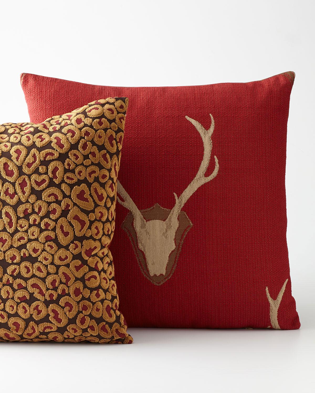 Loren Cheetah Pillow