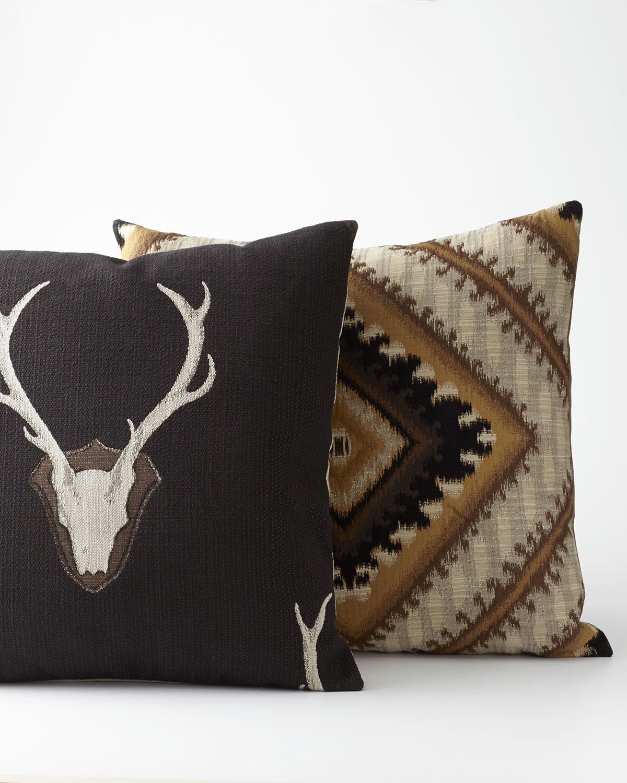 Montana Georgia Diamond Pillow