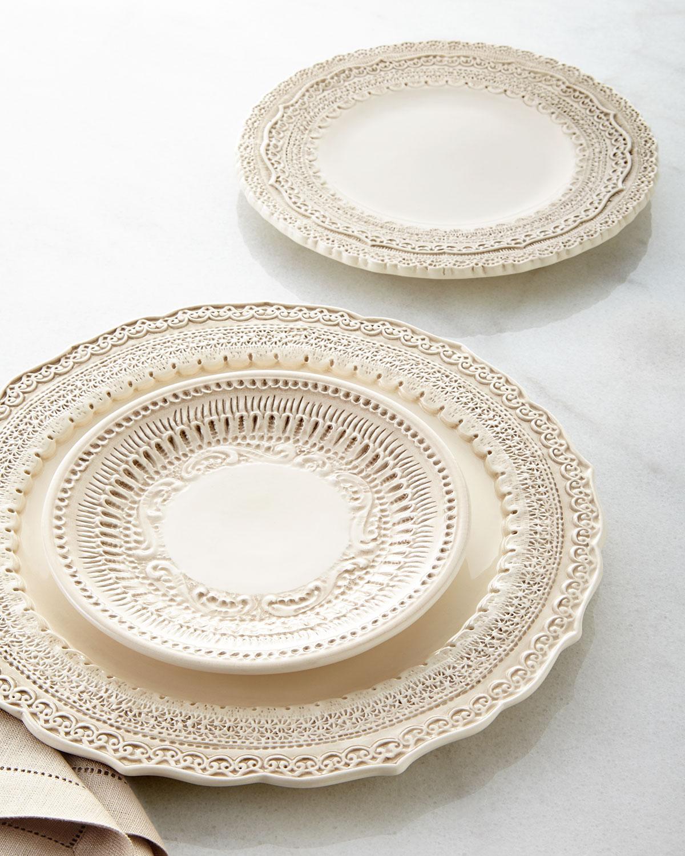 Finezza Cream Salad Plate