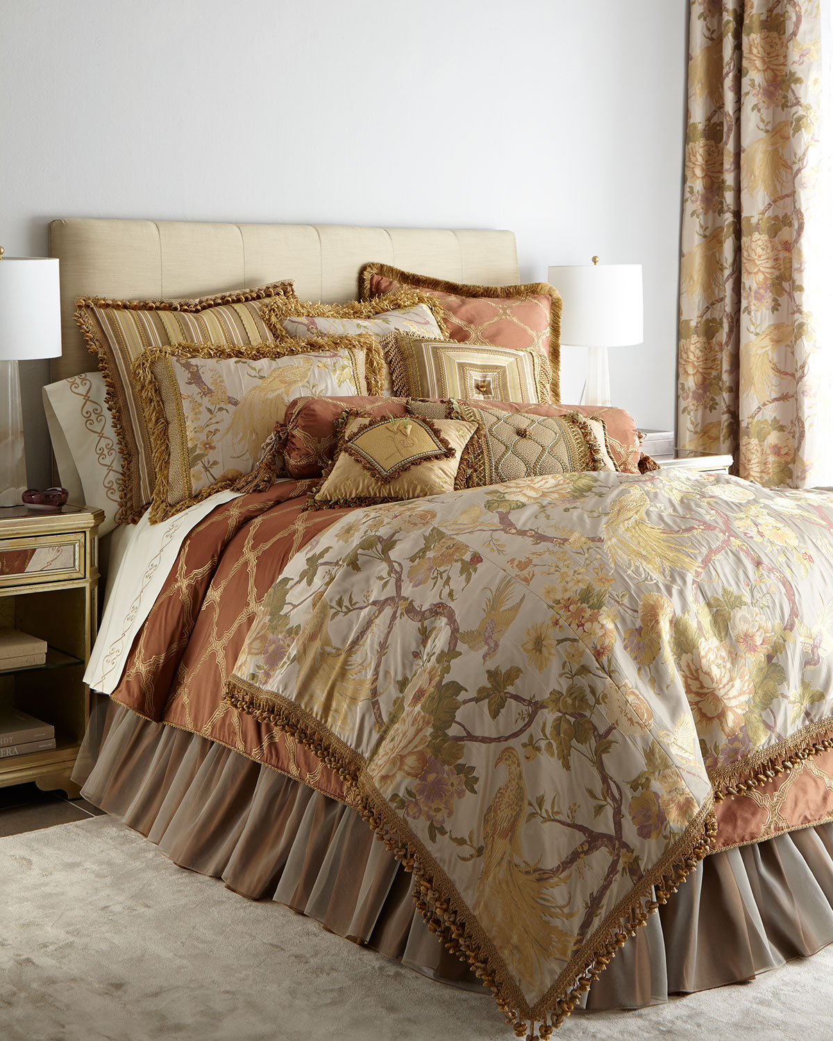 King Versailles Duvet Cover