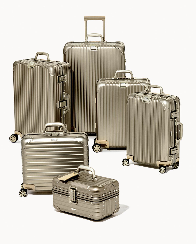 "Topas Titanium 32"" Multiwheel Luggage"