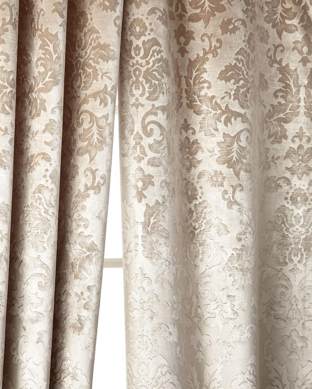 "52""W x 96""L Artisan Curtain"