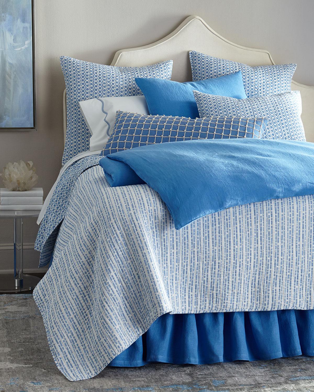 Two Standard 400 Thread-Count Petite Vine Pillowcases