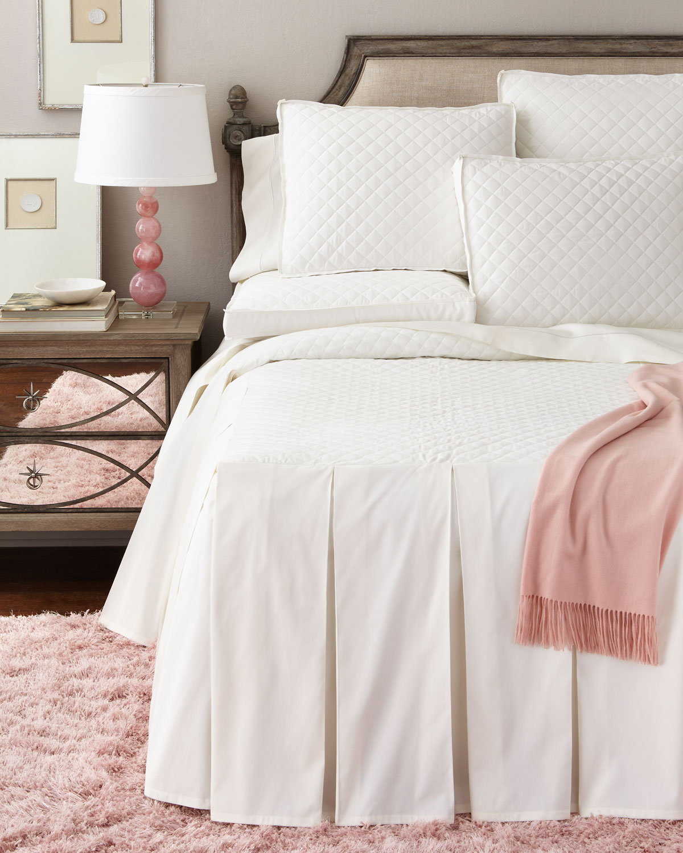 Twin Camden Skirted Bedspread
