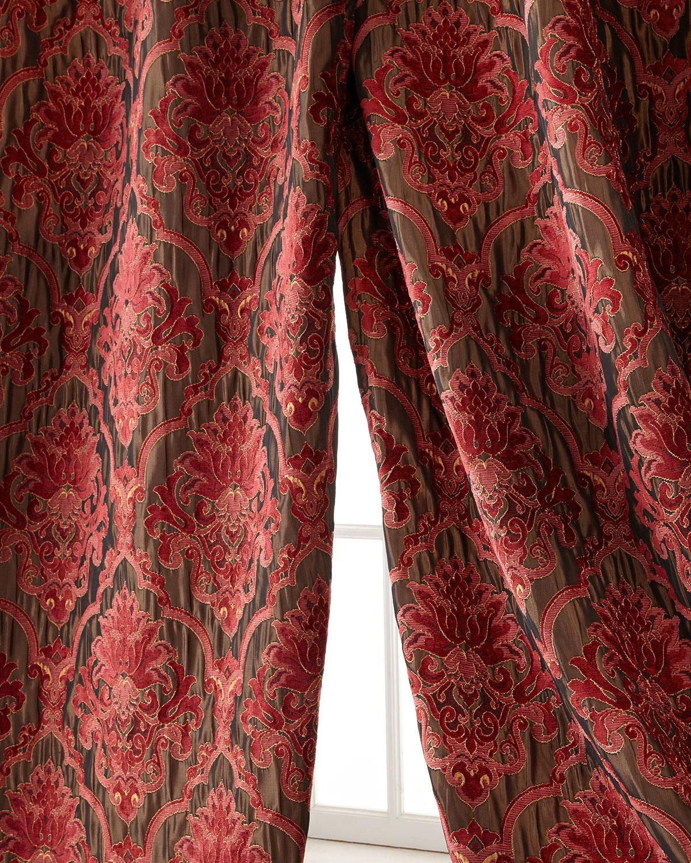 """Each Maria Christina Curtain, 108""""L"""