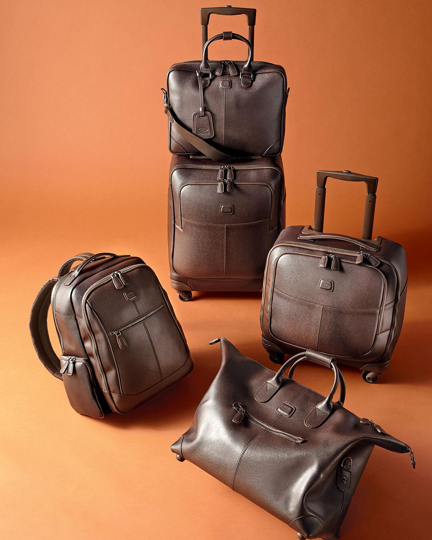 Varese Brown Duffel Luggage