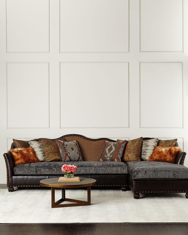 Brenda Left Chaise Sectional Sofa
