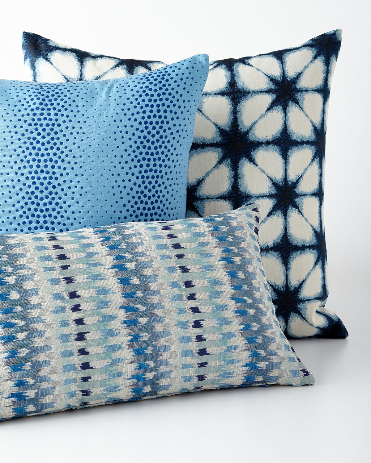 Pearl Azure Pillow