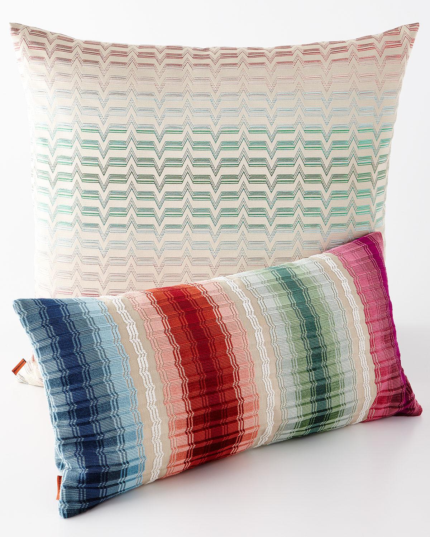 """Tulum Pillow, 12"""" x 24"""""""