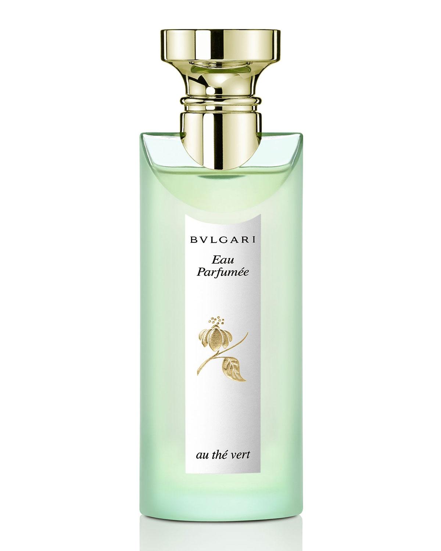 Eau Parfumée Au thé Vert Eau de Cologne Pour w/Vapo 1.3 oz./ 38 mL