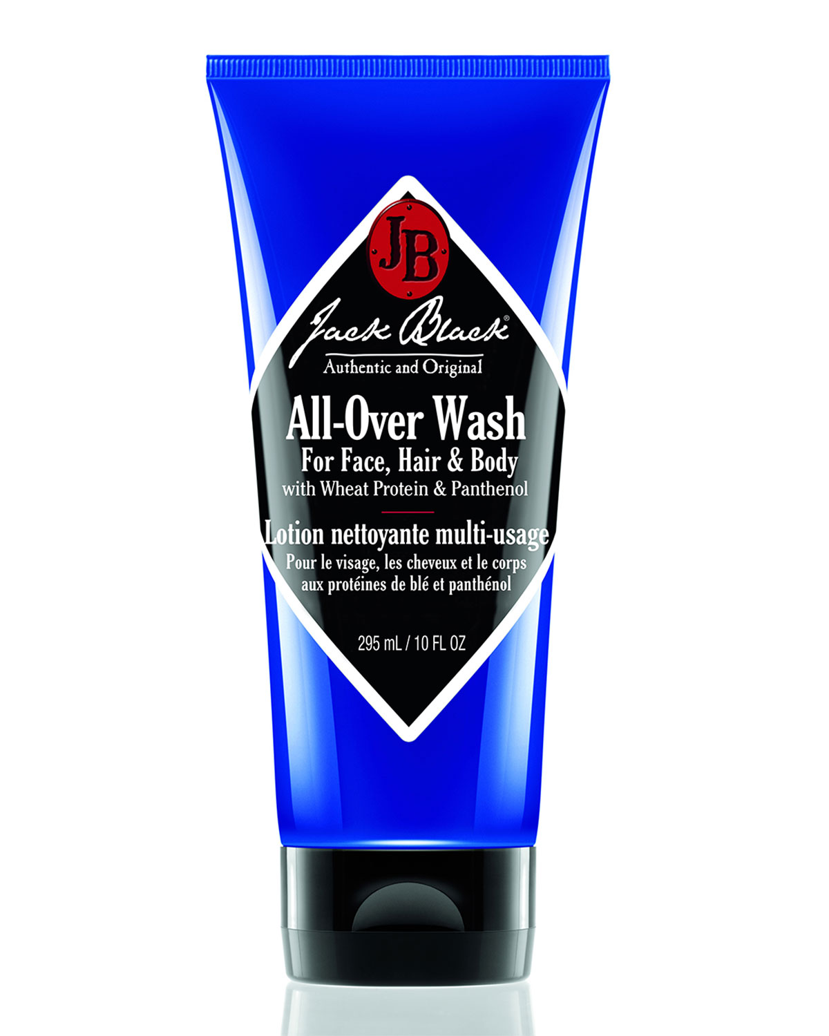 All-Over Wash for Face, Hair & Body, 33oz