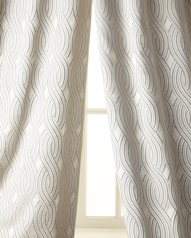 "Astor Curtain, 108""L"