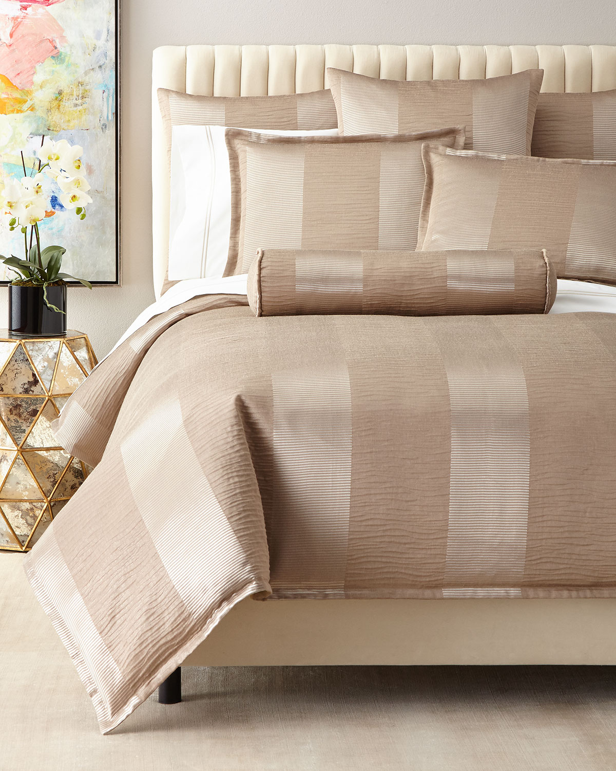 King Soprano 420 Thread Count Fitted Sheet