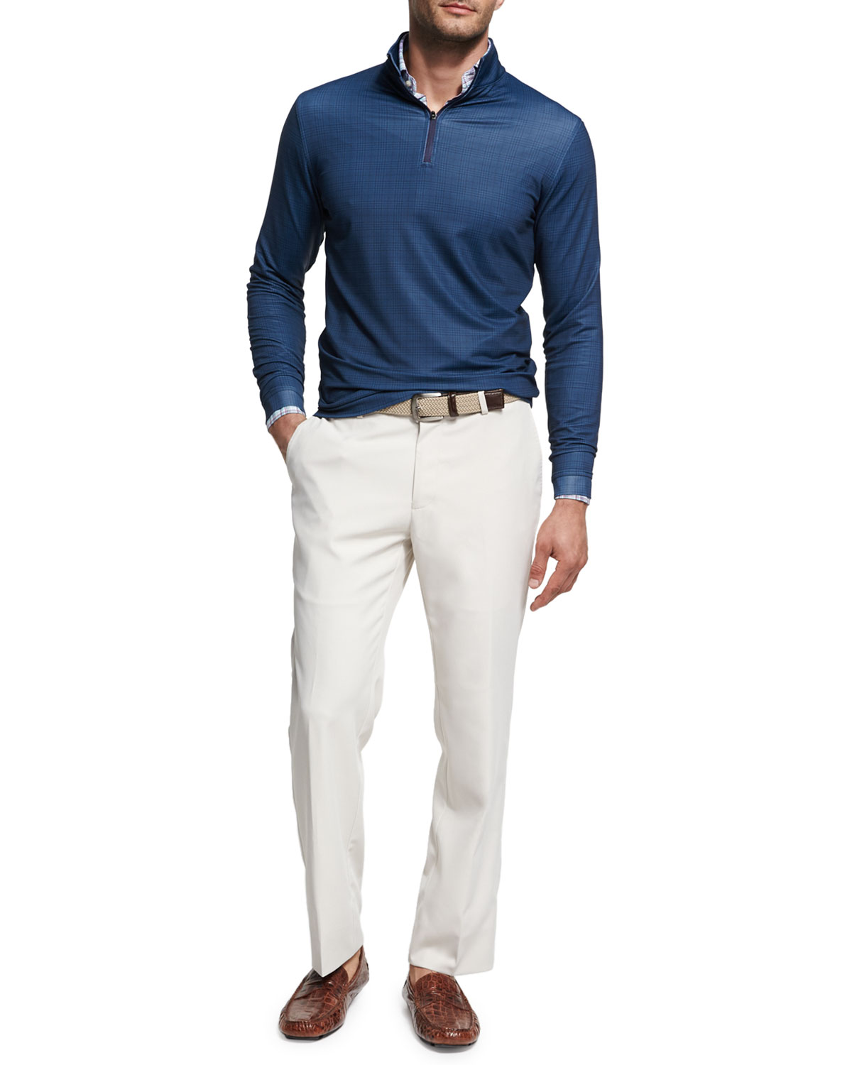 Durham High-Drape Performance Pants