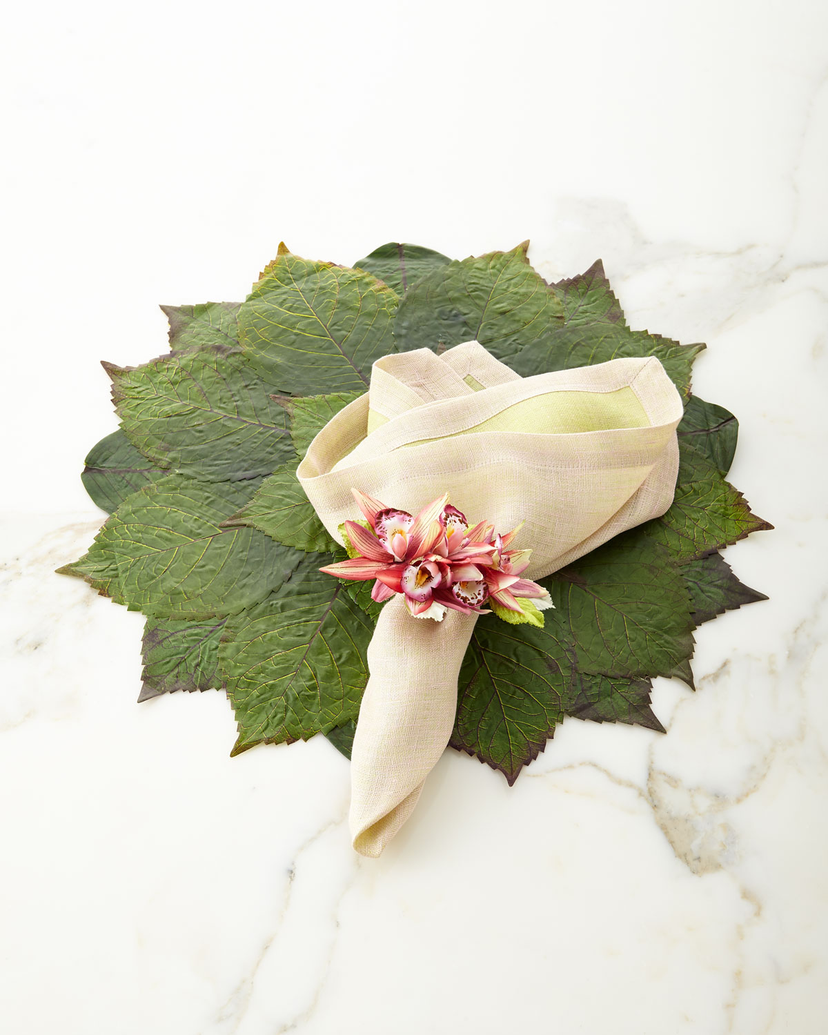 Variegated Leaf Placemat