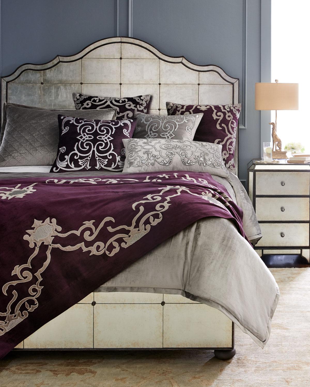 """Mozart Pillow, 18"""" x 30"""""""