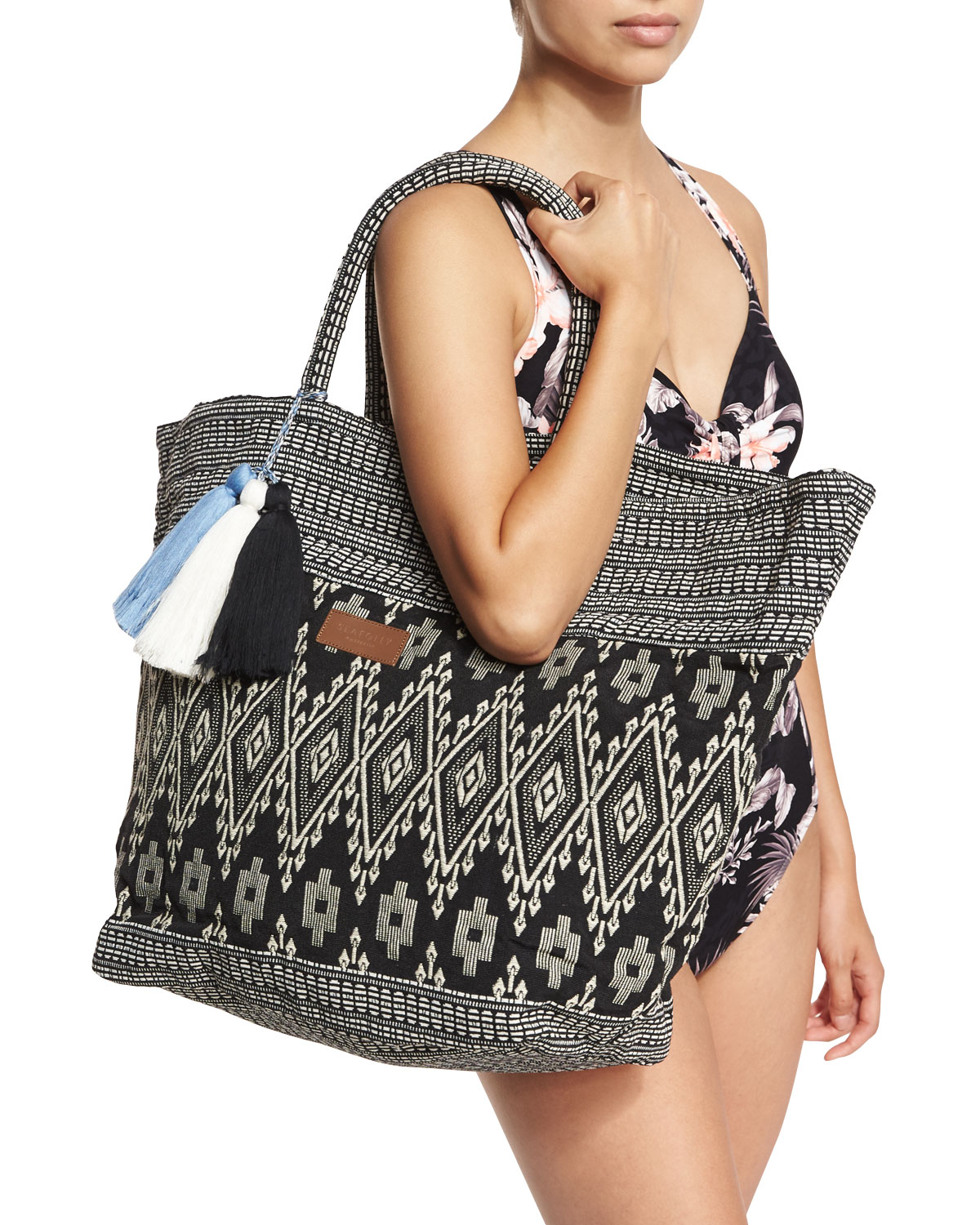 Carried Away Oversized Beach Bags