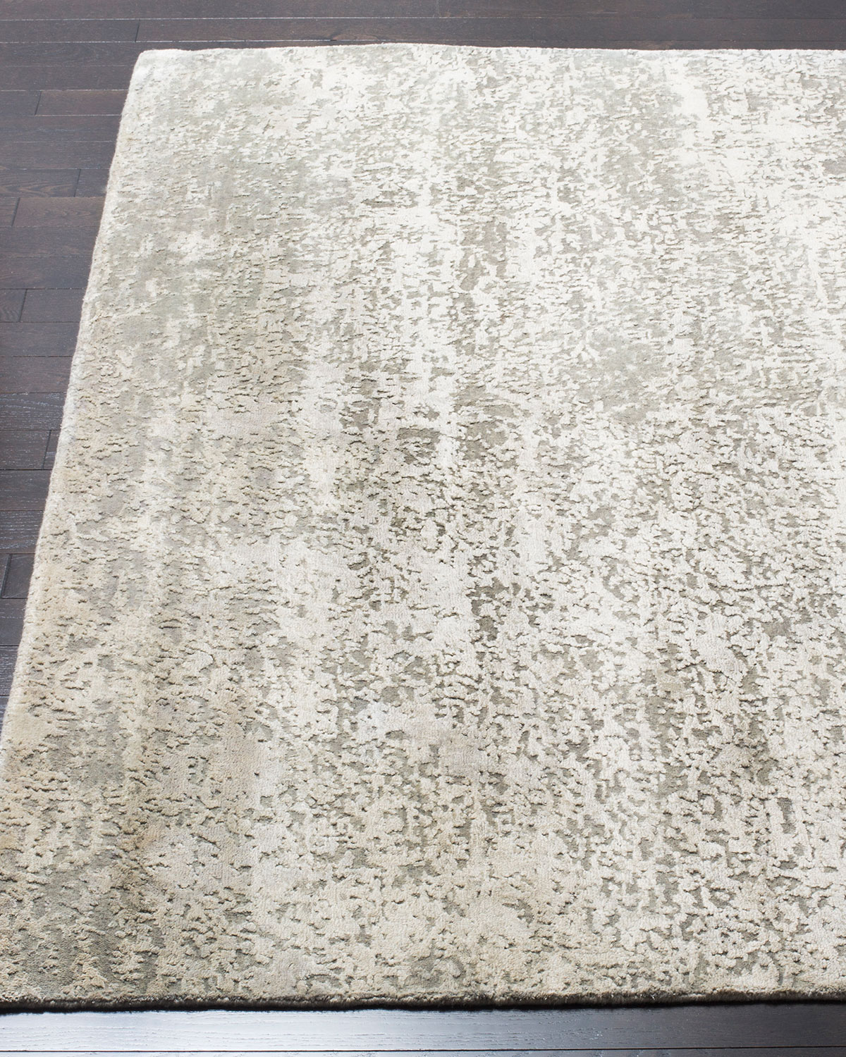 Swann Hand-Knotted Rug, 10' x 14'