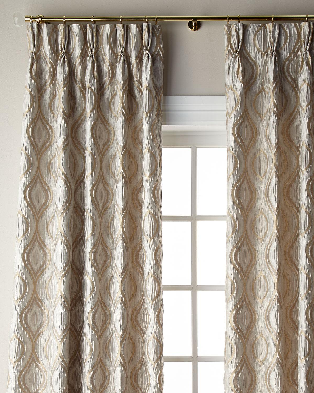 "Everleigh Curtain, 120""L"