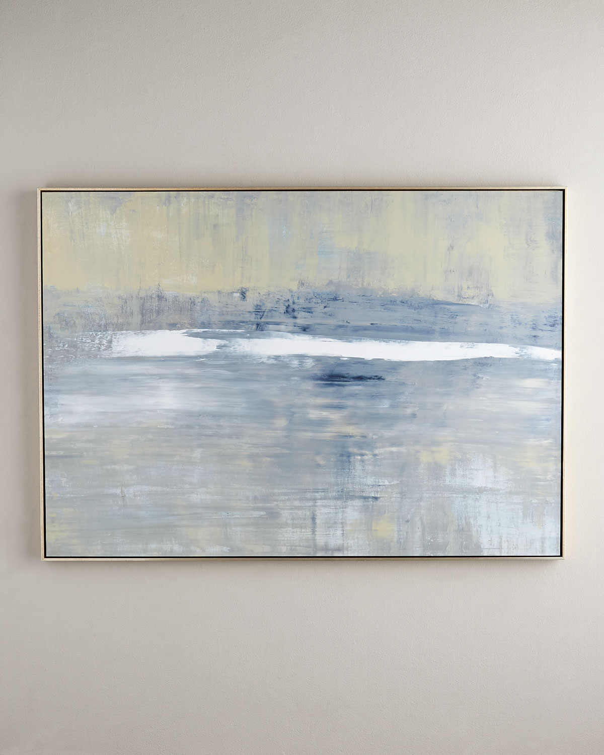 "The Passing Horizontal Giclée, 61"" x 46"""