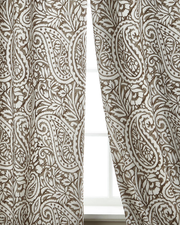 """Rapture Linen/Cotton Drape, 96""""L"""