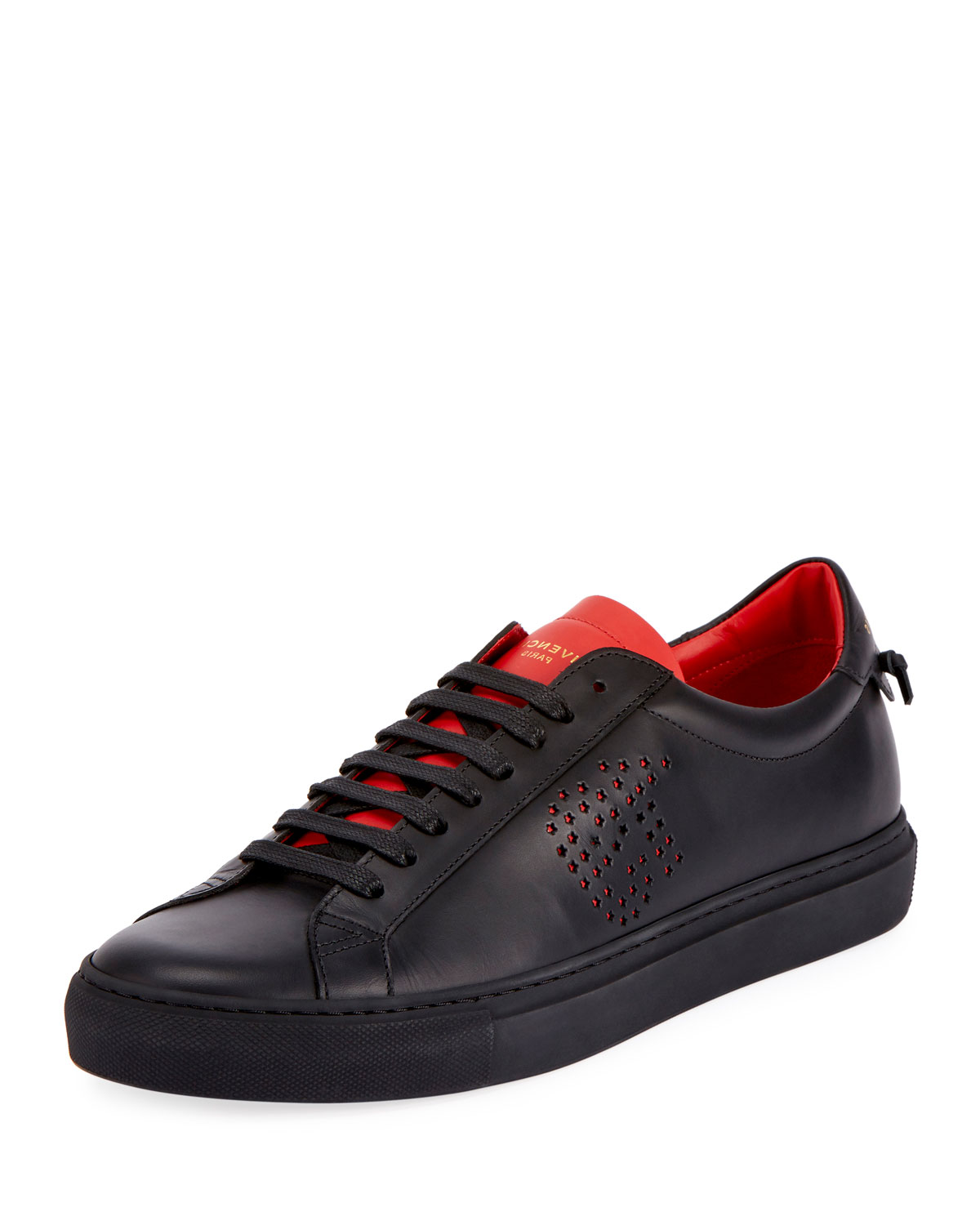 logo low-top sneakers - Black Givenchy xyyY31LTQ
