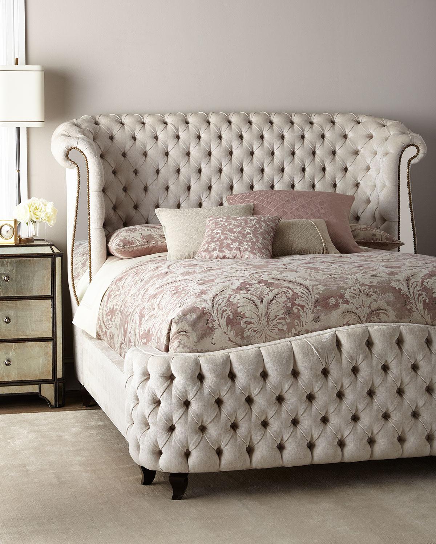 neiman marcus bedroom furniture. Bridgitte California King Bed Neiman Marcus Bedroom Furniture I