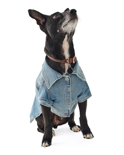 Fido Dog Trucker Jacket