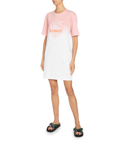 /% PARISIAN Khaki Green Side Slit Dip Hem Utility Shirt Dress Tunic UK 8 12 14