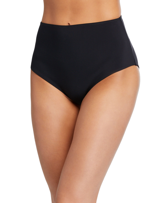 Onnys High-Waist Bikini Bottoms