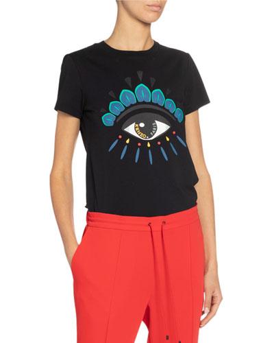 Eye Icon Graphic T-Shirt