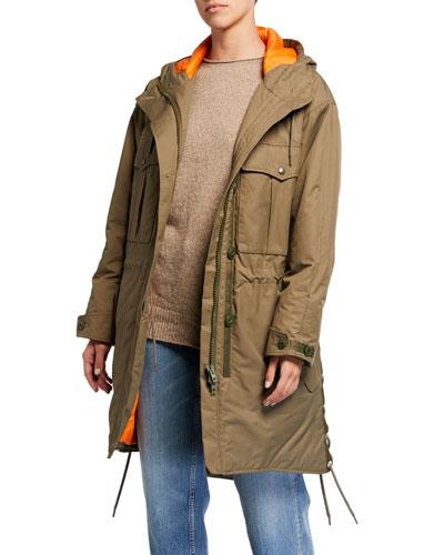 Vaughn Parka Coat