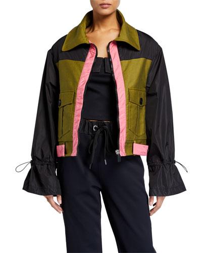 Recognition Colorblock Jacket